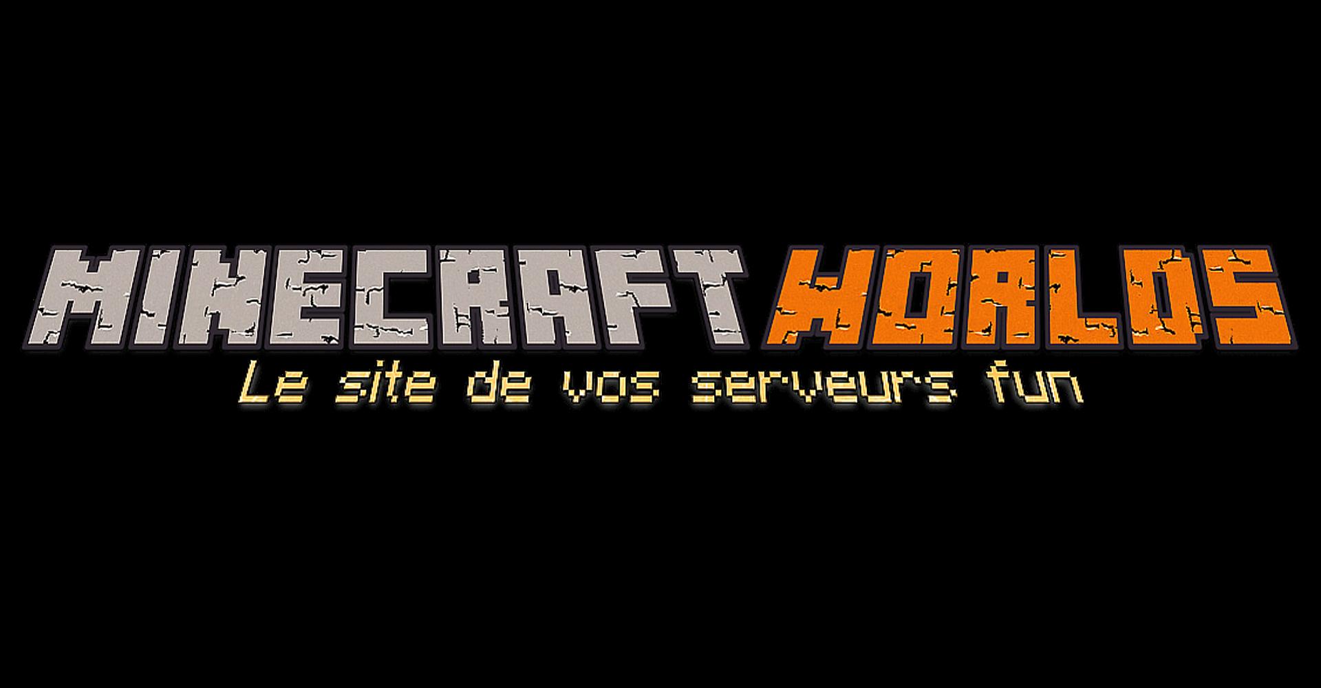 MinecraftWorlds